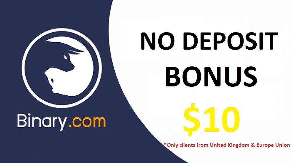 Bonus Binary.com
