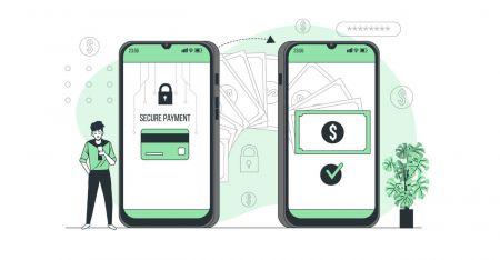 Wie man Geld auf Binary.com einzahlt