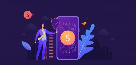 ExpertOption'da Nasıl Giriş Yapılır ve Para Yatırılır