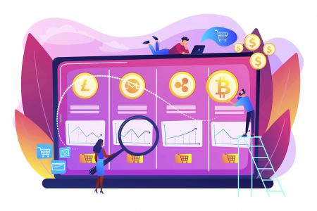 Wie handele ich Krypto gegen Olymp Trade? Kauf und Speicherung Ihrer Kryptowährung