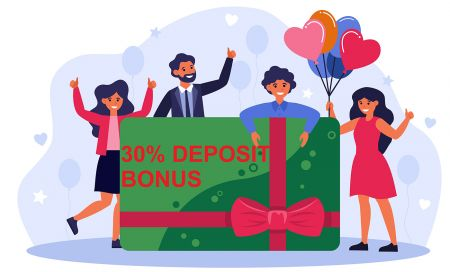Quotex Deposit Promotion - 30% Bonus