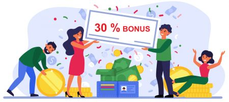 Quotex Einzahlungsaktion - 30% Bonus