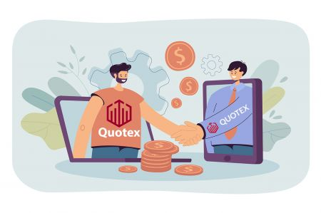 How to join Affiliate Program and become a Partner in Quotex