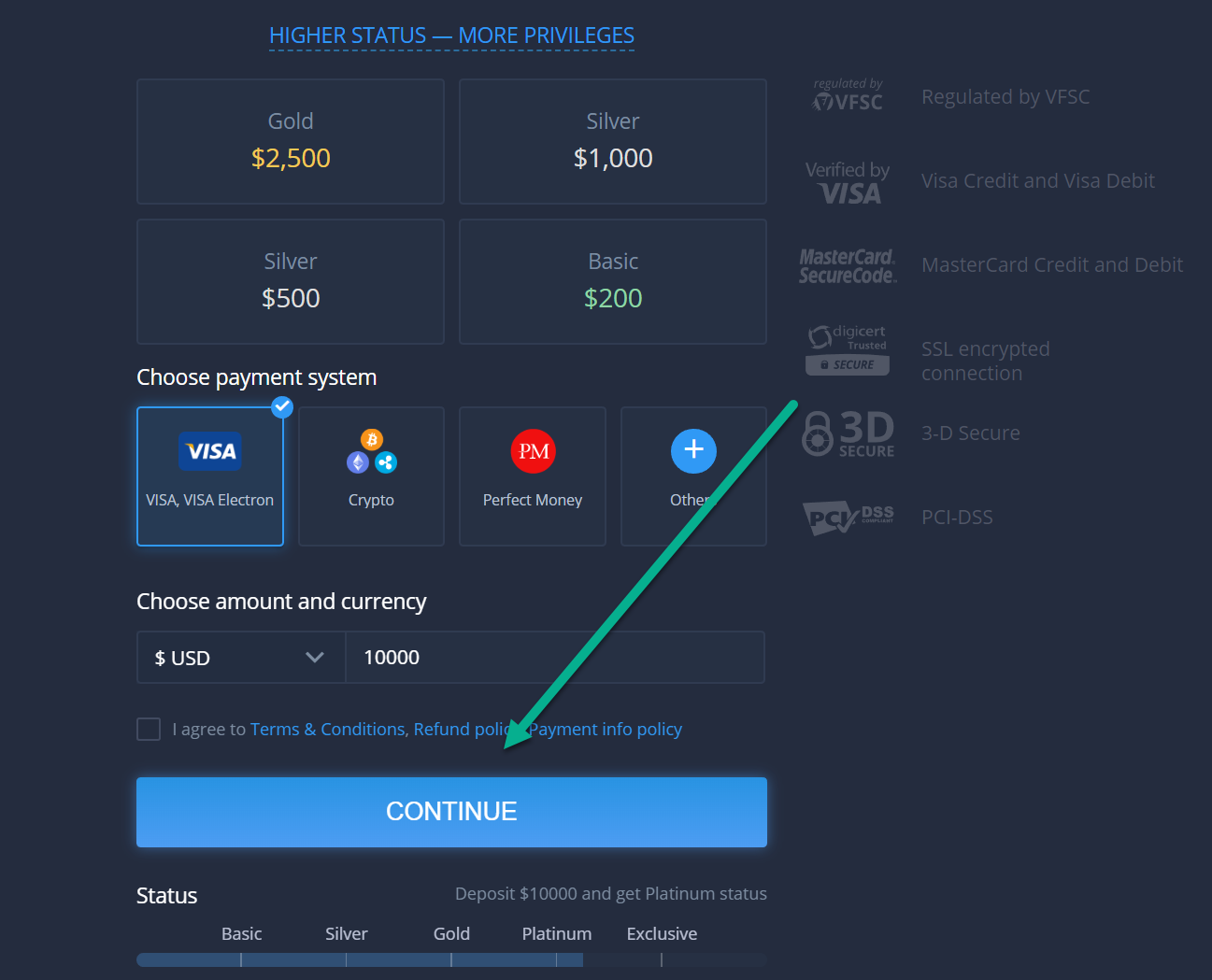 How to Register and Trade Binary Option at ExpertOption