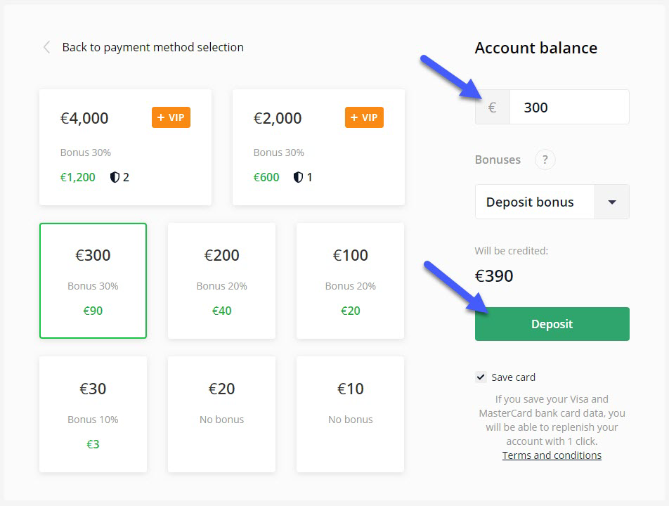 How to Deposit Money into Olymp Trade