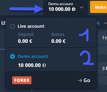 How to Register Olymp Trade Account