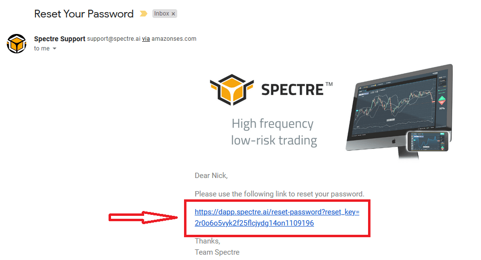 How to Login and Deposit Money in Spectre.ai